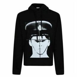 JW Anderson Police Hooded Sweatshirt