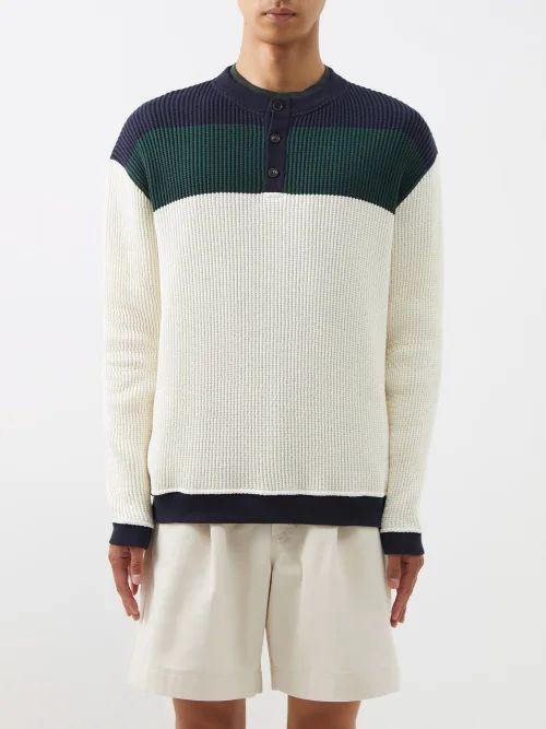 Saint Laurent - Mid Rise Skinny Jeans - Mens - Blue