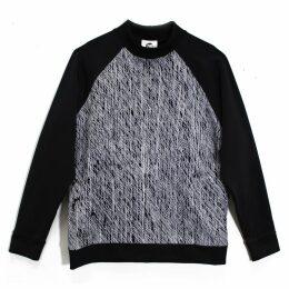 Lobo Mau - Powerlines Raglan Sweatshirt