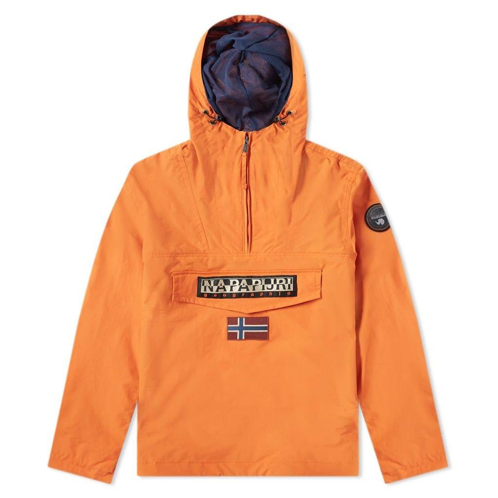 Napapijri Rainforest Summer Jacket Amber Orange