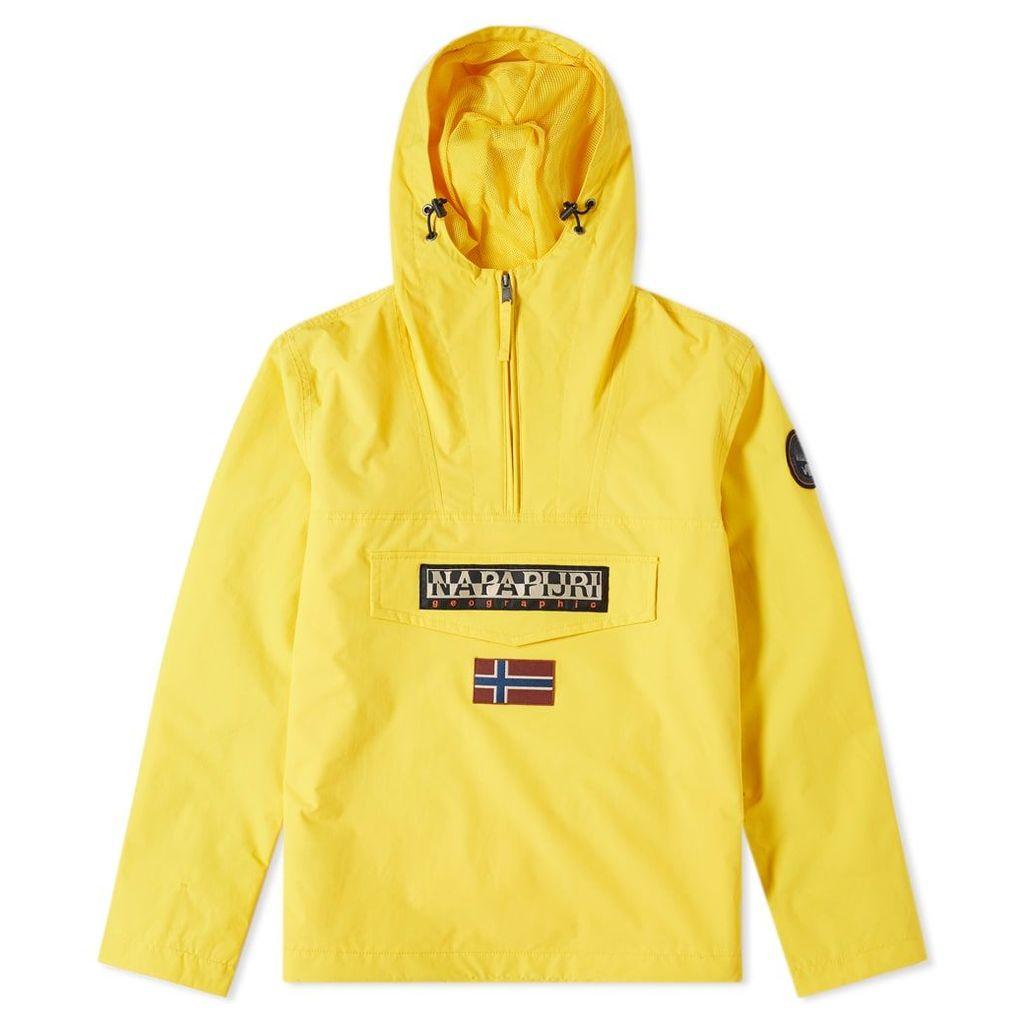 Napapijri Rainforest Summer Jacket Yellow