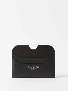 Gucci - Side Stripe Cotton Track Pants - Mens - Blue