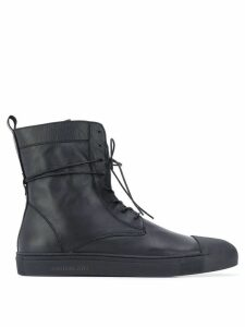 Inês Torcato ankle-length boots - Black