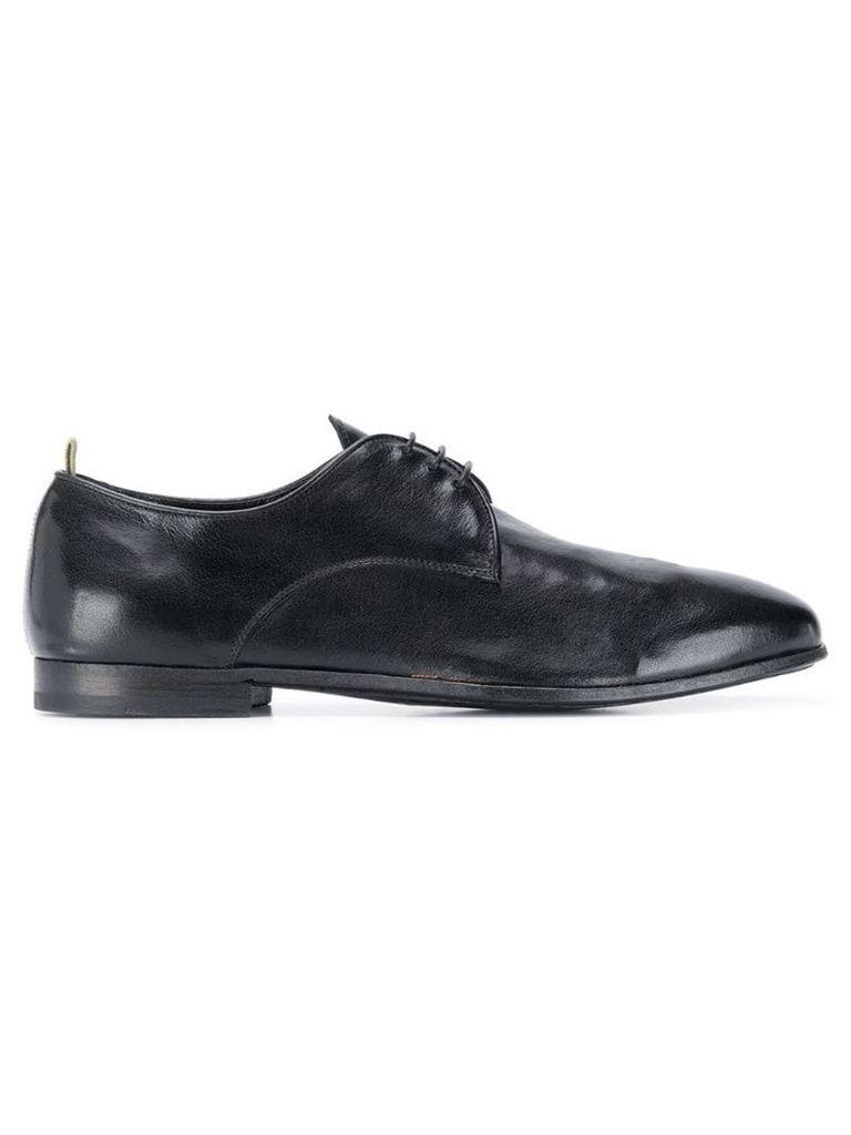 Officine Creative classic lace-up shoes - Black