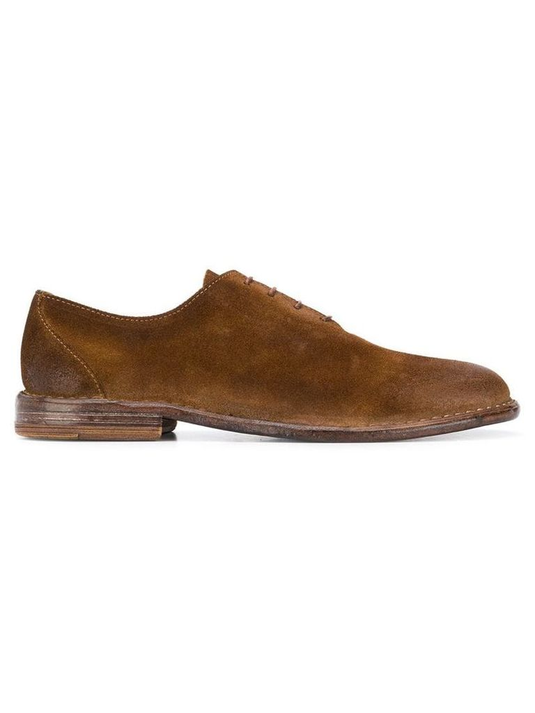 Moma Crosta lace-up shoes - Brown