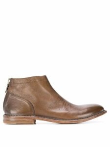 Moma classic ankle boots - Brown