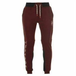 SoulCal Deluxe Knee Panel Jogging Pants