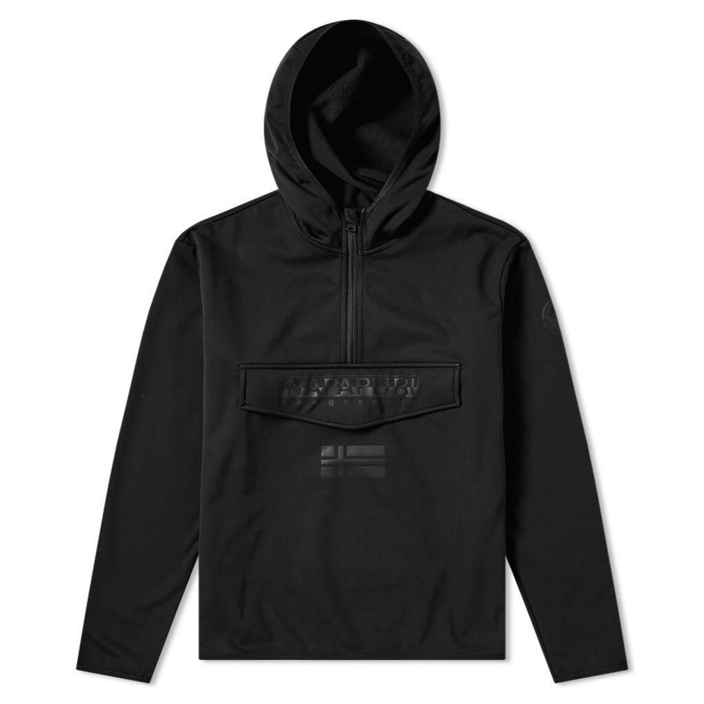Napapijri Tadenhzh Pullover Jacket Black
