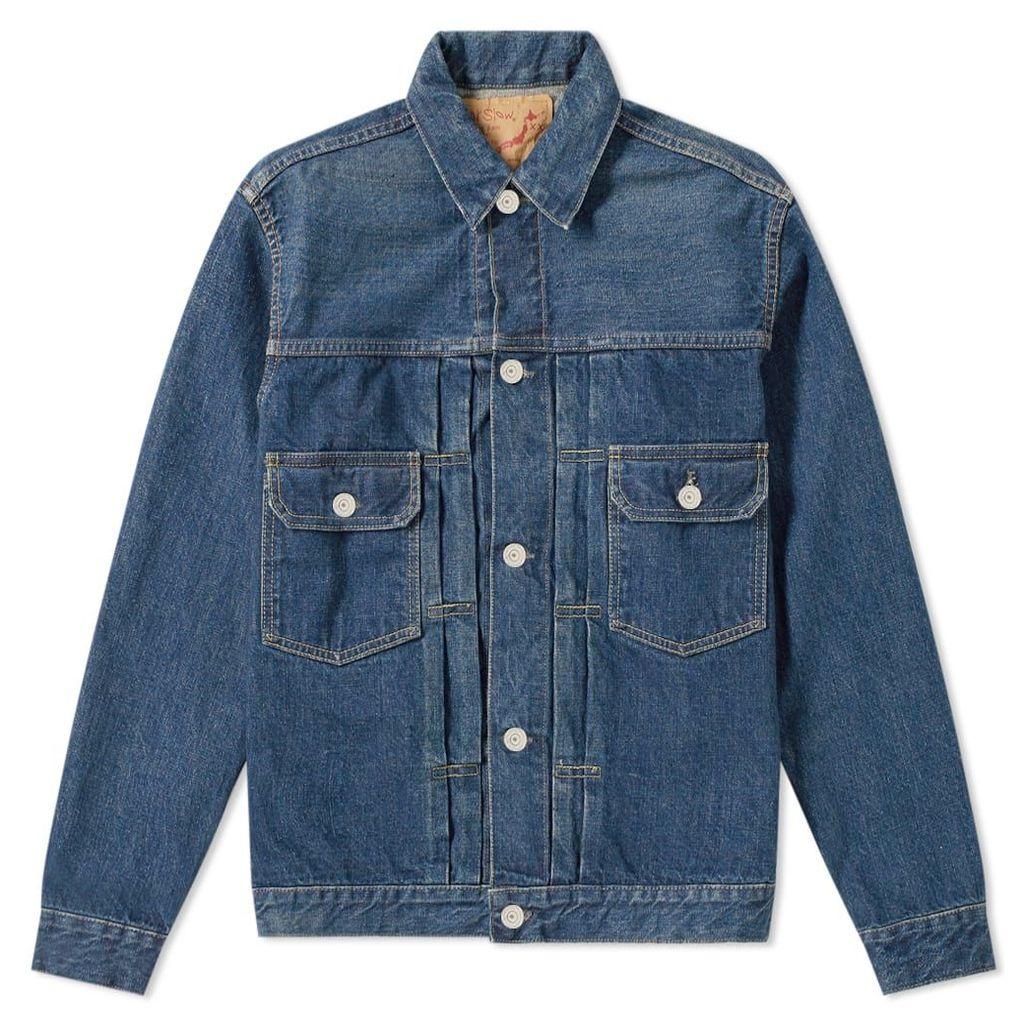 orSlow Selvedge Denim Jacket Used