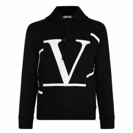 Valentino Vlogo Hooded Sweatshirt