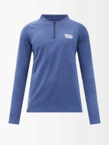 2 Moncler 1952 - Logo-appliqué Hooded Padded Jacket - Mens - Black