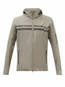 2 Moncler 1952 - Cargo Technical Track Pants - Mens - Khaki