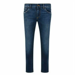 Dolce and Gabbana Liberty Pocket Jeans