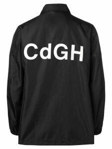 Comme Des Garçons Pre-Owned 1999 wind breaker jacket - Black
