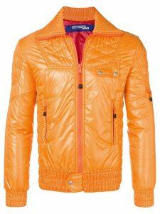 Junya Watanabe Comme des Garçons Pre-Owned puffer jacket - Orange