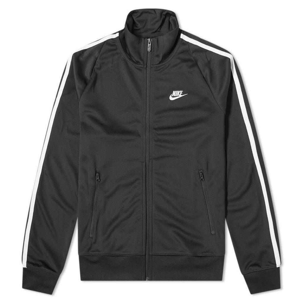 Nike Tribute Track Jacket Black & White