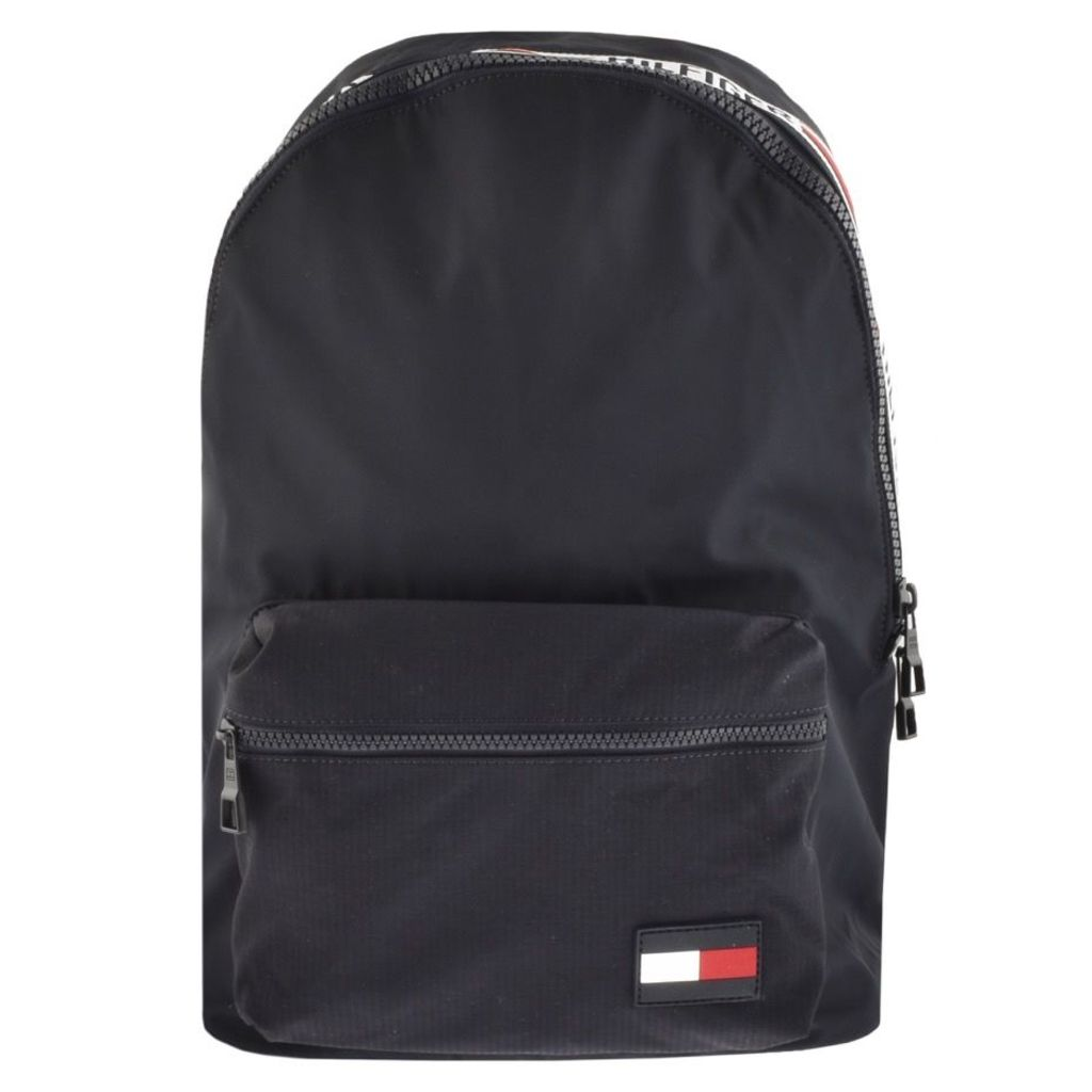 Tommy Hilfiger Sports Tape Backpack Navy
