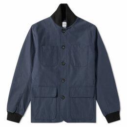 Oliver Spencer Berwick Jacket Rainier Navy