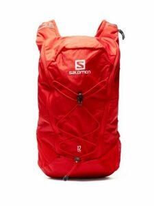 Salomon - Agile 12 Technical Backpack - Mens - Red
