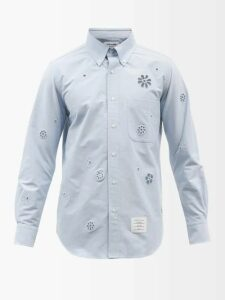 Polo Ralph Lauren - Brushed Linen Blend Trousers - Mens - Navy