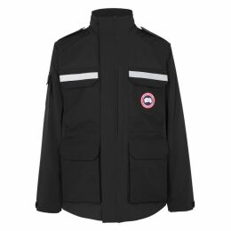 Canada Goose Photojournalist Black Shell Jacket