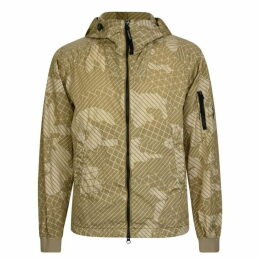 CP Company Camouflage Net Micro Lens Jacket