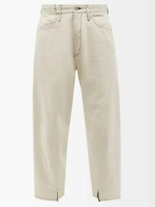 Isabel Marant - Derring Side Stripe Track Pants - Mens - Navy