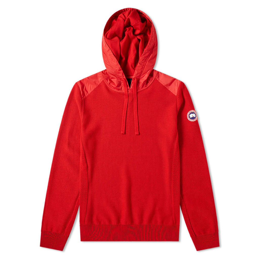 Canada Goose Ashcroft Hoody Red