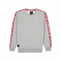 Alpha Industries RBF Tape Cotton-blend Sweatshirt