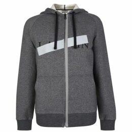 Lanvin Logo Hooded Sweatshirt