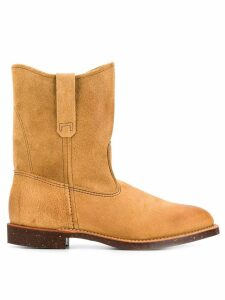 Red Wing Shoes Pecos boots - Brown