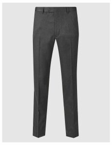 M&S Collection Grey Skinny Fit Trousers