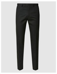M&S Collection Black Skinny Fit Trousers
