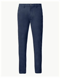 M&S Collection Skinny Fit Chinos with Stretch