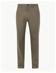 M&S Collection Big & Tall Slim Fit Chinos with Stretch