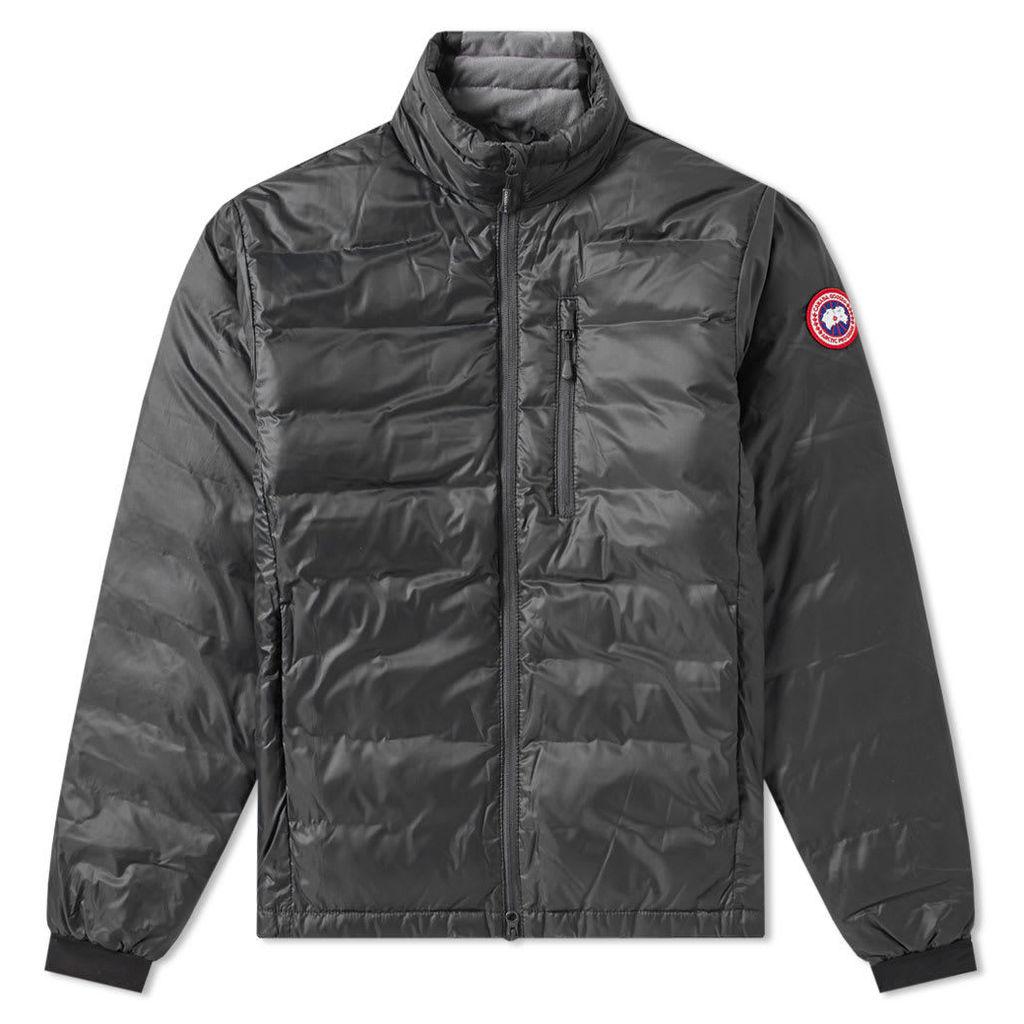 Canada Goose Lodge Jacket Graphite & Mid Grey