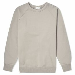 Nanamica Crew Neck Sweat Grey