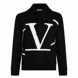 Valentino Vlogo Hooded Sweatshirt