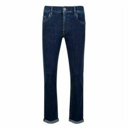 Prada Distress Slim Jeans