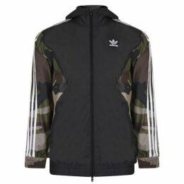adidas Originals Camouflage Hooded Nylon Jacket