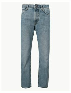 Blue Harbour Straight Fit Jeans
