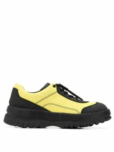 Camper Lab Camper x Kiko Kostadinov trekking boots - Yellow