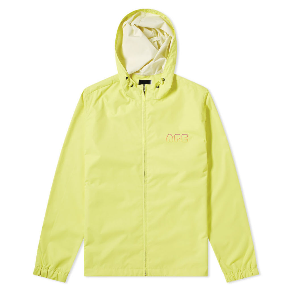 A.P.C. Touitronic Windbreaker Yellow