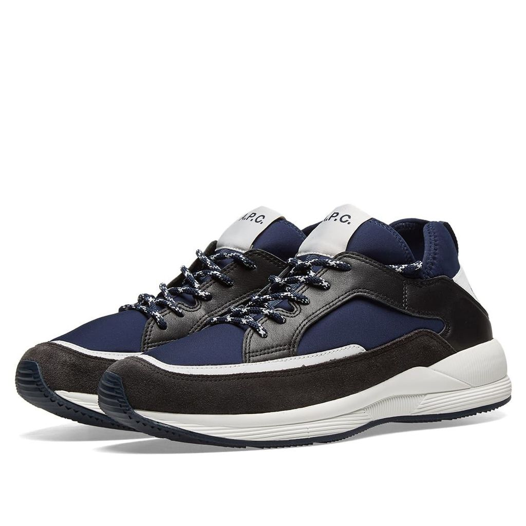 A.P.C. Uncle Dave Sneaker Navy