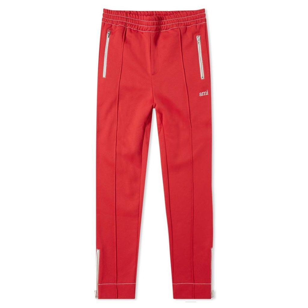 AMI Jogging Pant Red