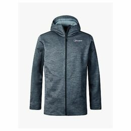 Berghaus Kamloops Hooded Jacket, Carbon Marl