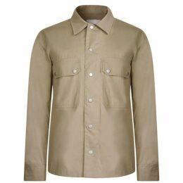 Helmut Lang Snap Shirt Jacket