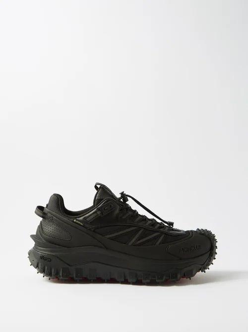 Incotex - Slim Fit Cotton Blend Chino Trousers - Mens - Beige