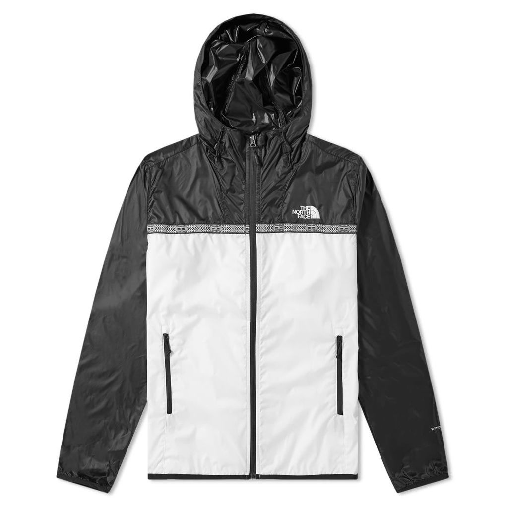 The North Face Novelty Cyclone 2.0 Jacket White & Black