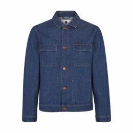 NN07 Vincenzo Blue Denim Jacket